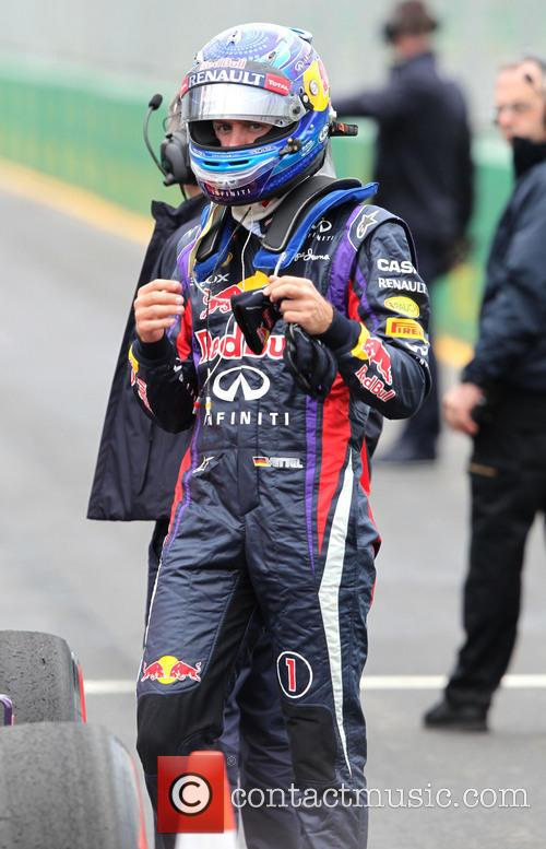 Formula One and Sebastian Vettel 3