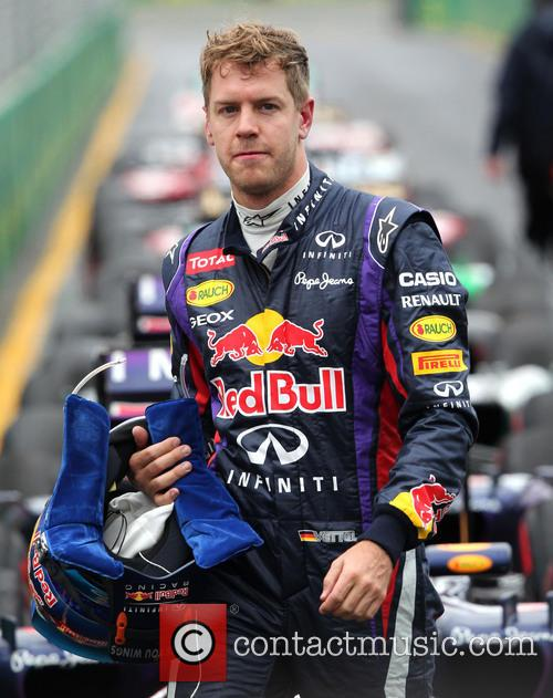 Formula One and Sebastian Vettel 1