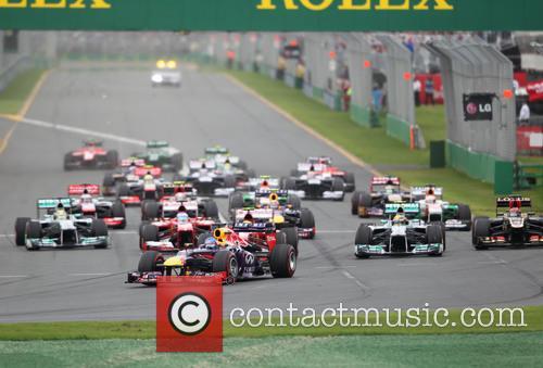 Formula One and Sebastian Vettel Leads 3