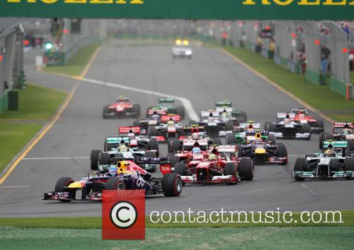 Formula One and Sebastian Vettel Leads 1
