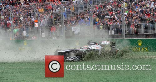 Formula One and Pastor Maldonado 6