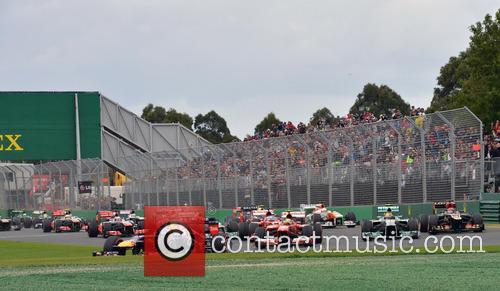 Sebastian Vettel and Mark Webber 3