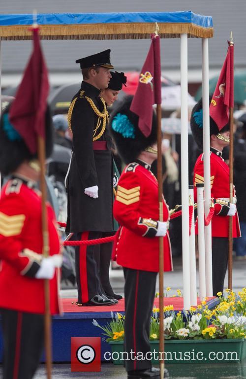 Catherine, Duchess of Cambridge, Prince William and Duke of Cambridge 1