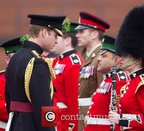 prince william duke of cambridge st patricks day 3560022