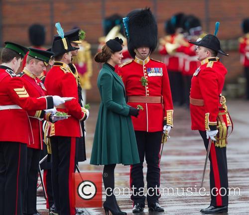 catherine duchess of cambridge kate middleton st patricks day 3559809