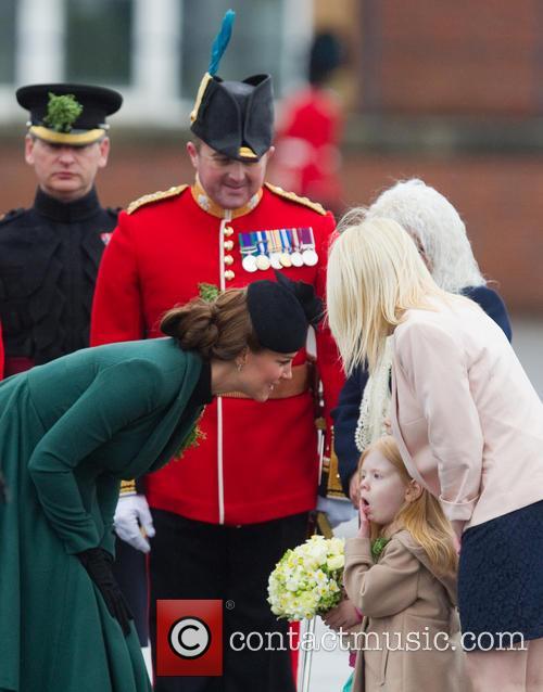 catherine duchess of cambridge kate middleton st patricks day 3559899