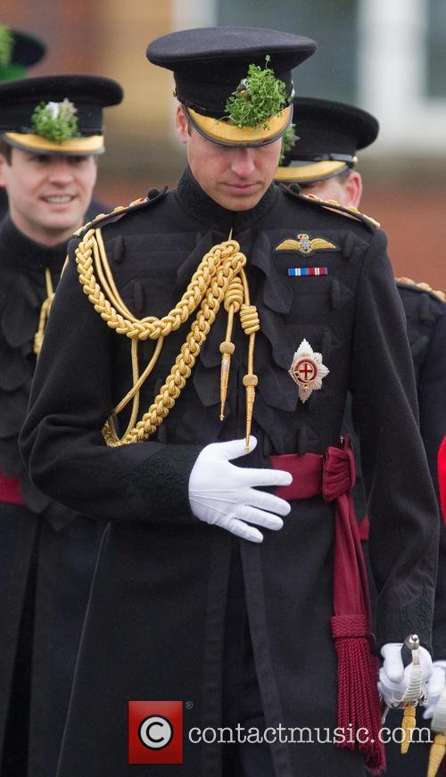 prince william duke of cambridge st patricks day 3559912