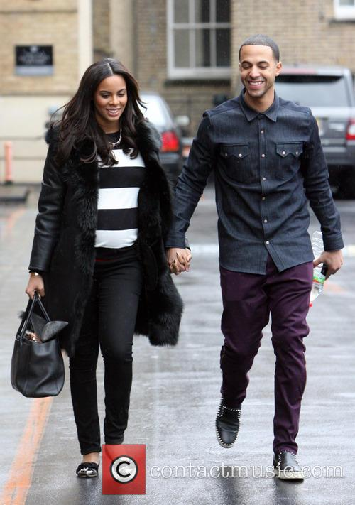 Rochelle Humes and Marvin Humes 10