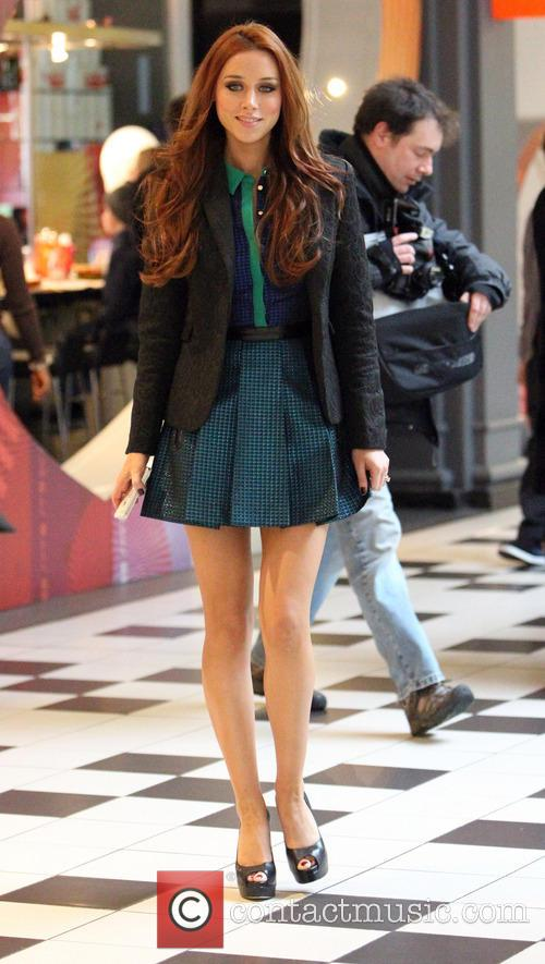 una healy the saturdays out in bayswater 3559887