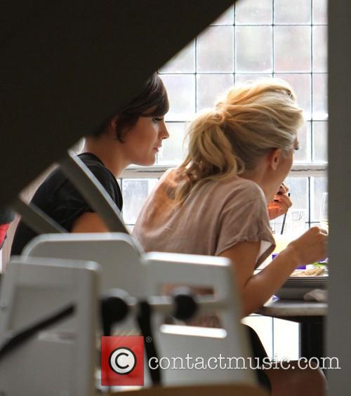 Mollie King and Frankie Sandford 9