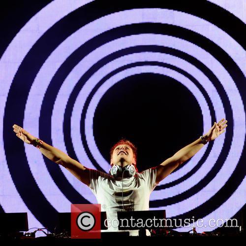 Armin van Buuren at Ultra Music Festival, Miami