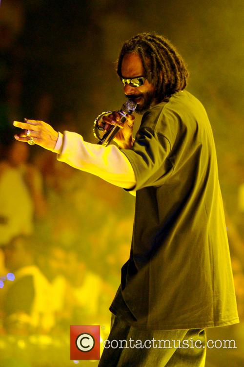 Snoop Lion (aka Snoop Dogg) at Ultra Music Festival, Miami