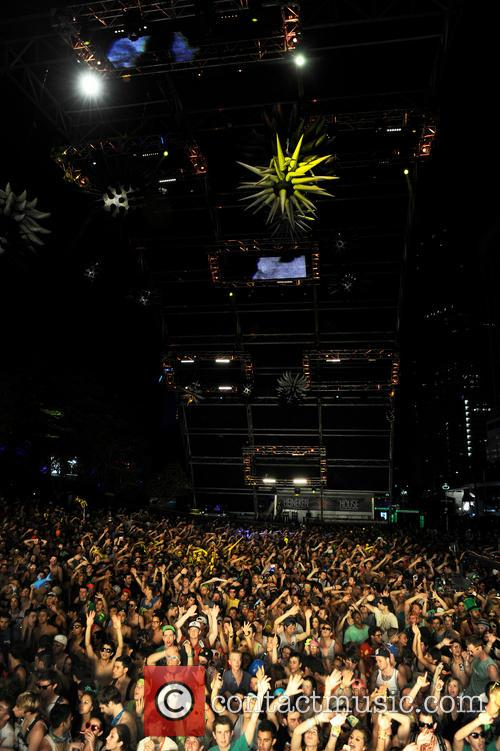Ultra Music Festival and Bayside Park 1