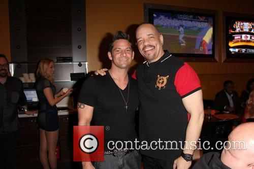 Jeff Timmons and Ice-t 1