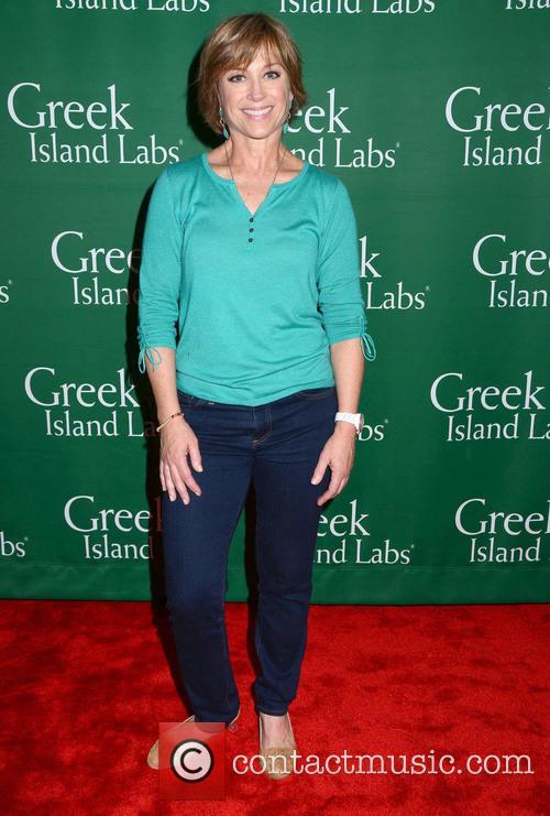 Dorothy Hamill, CBS Television City