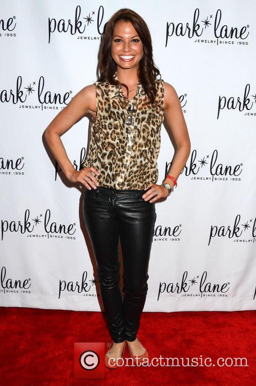 Melissa Rycroft, CBS Television City