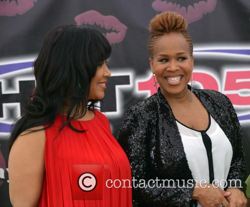 Mary Mary, Tina Atkins-campbell and Erica Atkins-campbell 2