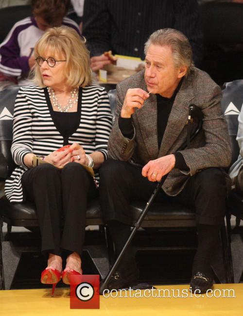 Nancy Anschutz and Philip Anschutz