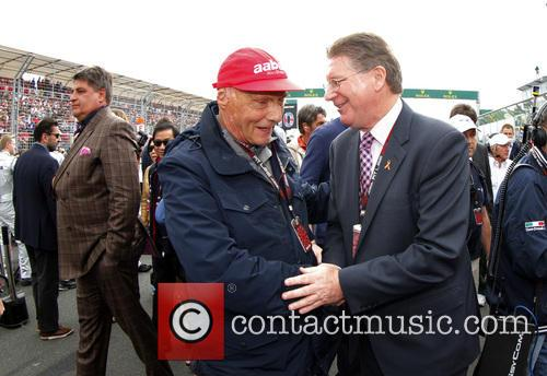 Robert Walker, Niki Lauda and Formula One 3