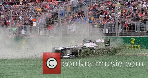 Formula One and Pastor Maldonado 7