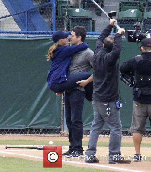 Jennifer Love Hewitt Baseball