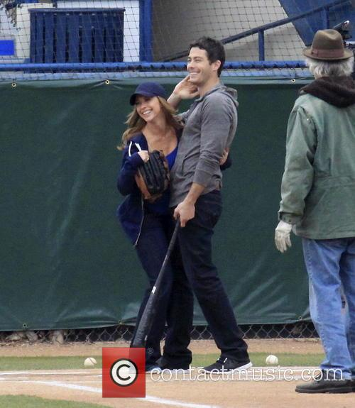 Jennifer Love Hewitt and Brian Hallisay 22