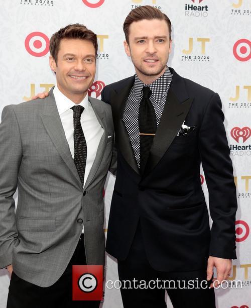Ryan Seacrest and Justin Timberlake 3