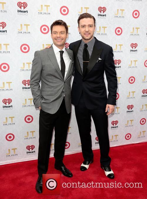 Ryan Seacrest and Justin Timberlake 4