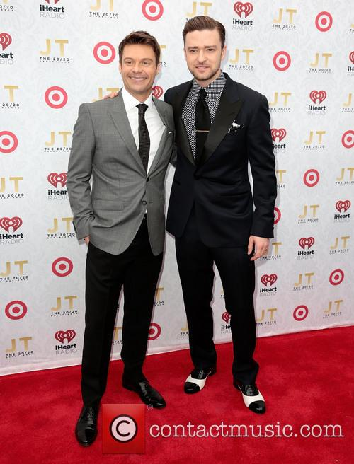 Ryan Seacrest and Justin Timberlake 8