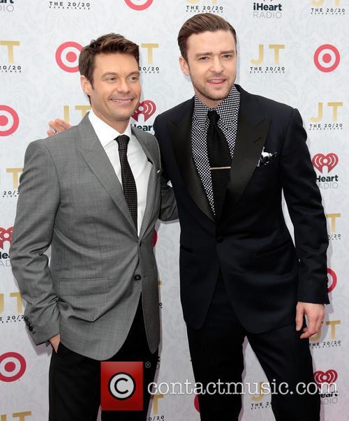 Ryan Seacrest and Justin Timberlake 10