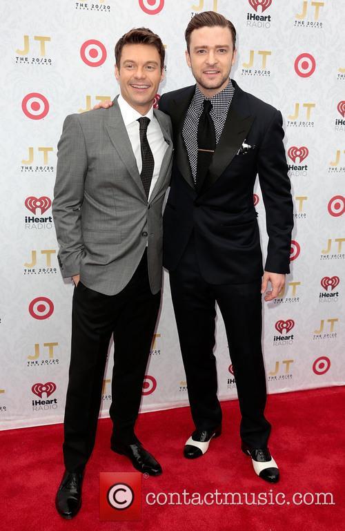 Ryan Seacrest and Justin Timberlake 7