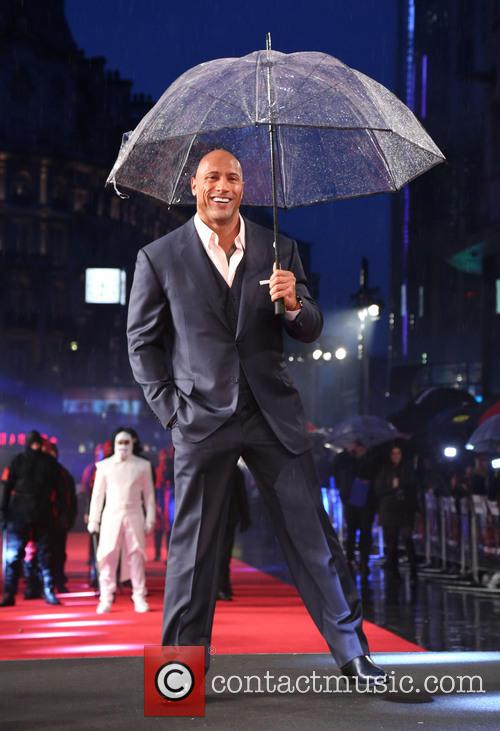 Dwayne Johnson 2