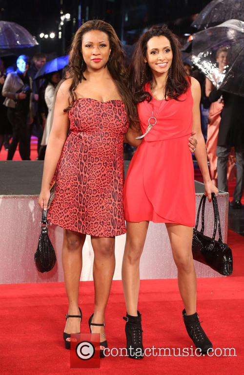 Celena Cherry and Naima Belkhiati Of The Honeyz 2