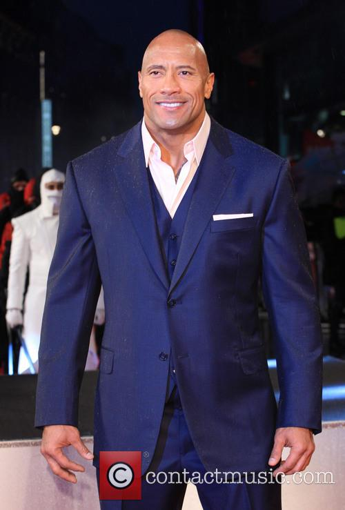 Dwayne Johnson 12