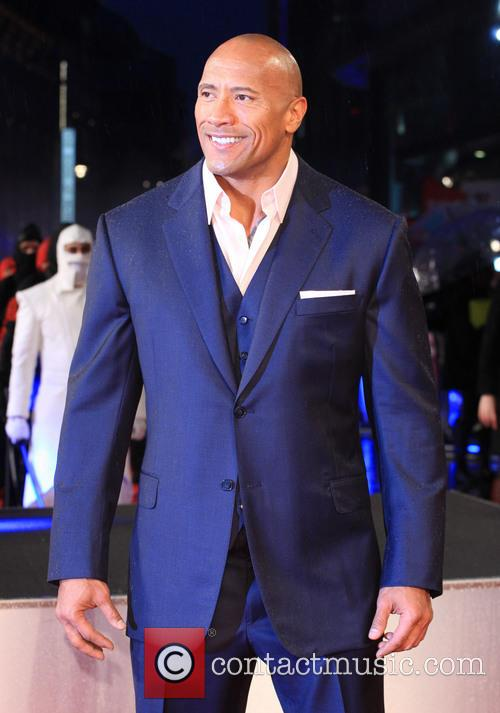 Dwayne Johnson 13