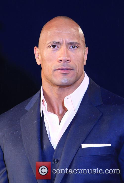 Dwayne Johnson 14
