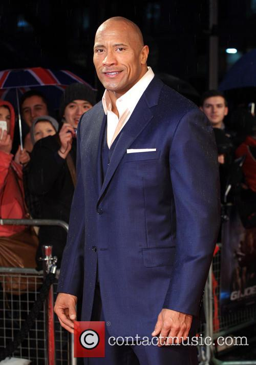 Dwayne Johnson 15