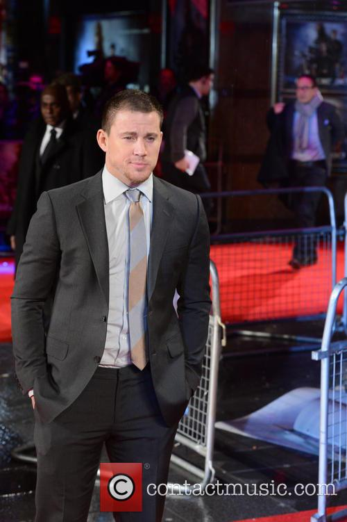 Channing Tatum, G.I.Joe UK Premiere