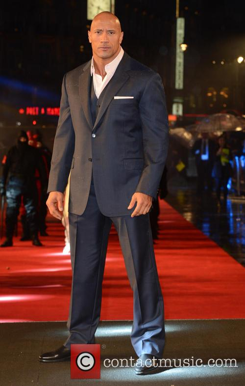 Dwayne Johnson 16
