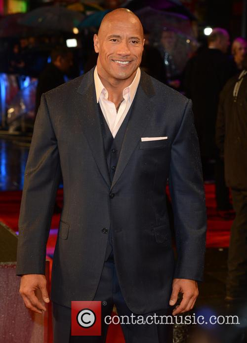 Dwayne Johnson 21