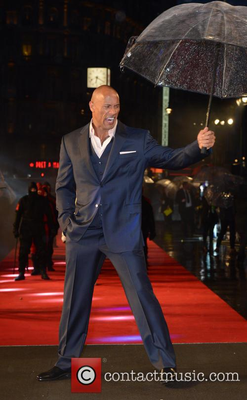 Dwayne Johnson 22