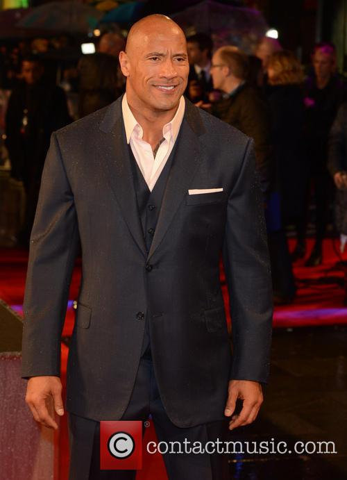 Dwayne Johnson 23