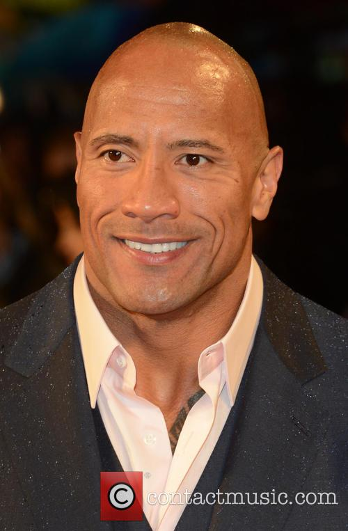 Dwayne Johnson 24