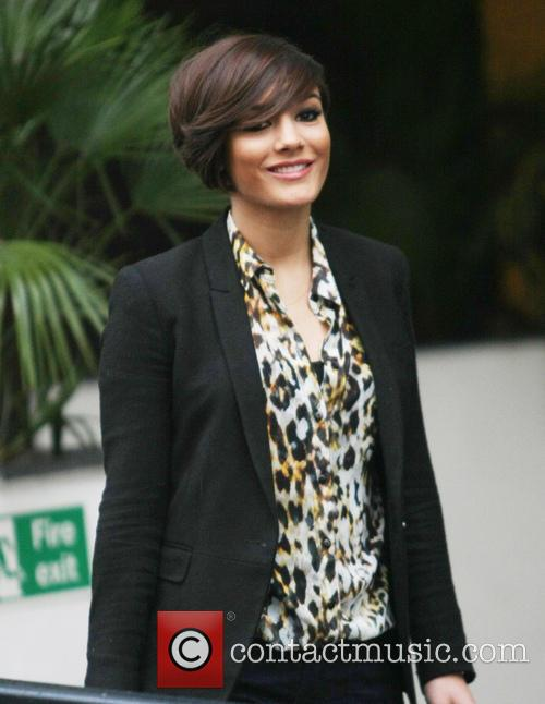 The Saturdays, Frankie Sandford
