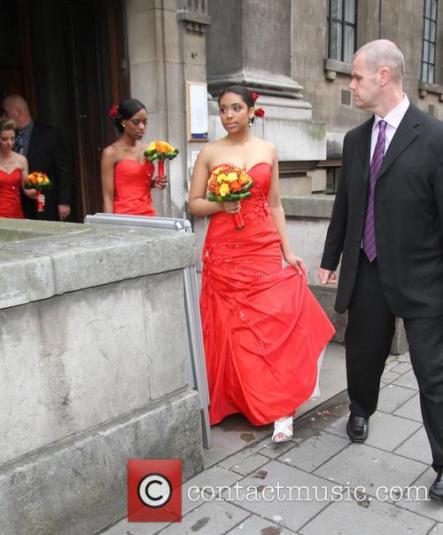 bridesmaid the wedding of mallissa venice noel 3561189