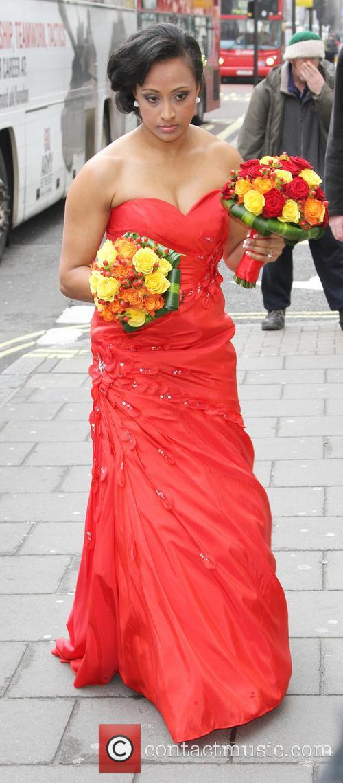 bridesmaid the wedding of mallissa venice noel 3561190