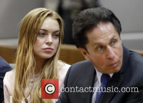 Lindsay Lohan and Mark Heller 3