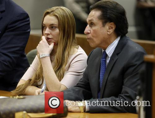 Lindsay Lohan and Mark Heller 4