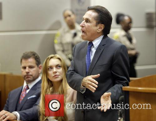 Lindsay Lohan and Mark Heller 6