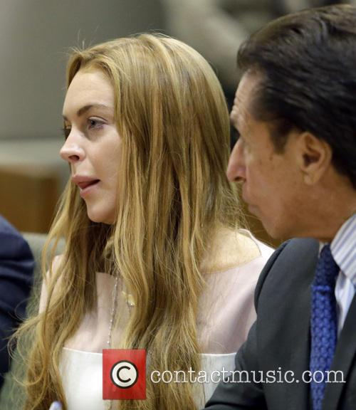 Lindsay Lohan and Mark Heller 7